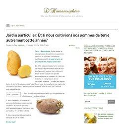 Jardin particulier: Et si nous cultivions nos pommes de terre autrement cette année?