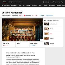 Bars à Montmartre, Paris