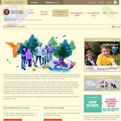 Association des camps certifiés du Québec