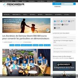 Les Bordelais de Demooz lèvent 800 000 euros pour convertir les particuliers en démonstrateurs