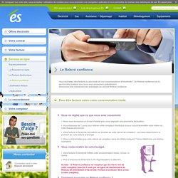 Le relevé confiance du compteur électrique - ES Energies Strasbourg - ES Energies Strasbourg - és - particuliers - éco habitat - économie d'énergies bas-rhin, alsace - Electricité de Strasbourg