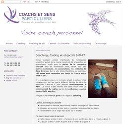 Coaching, footing et objectifs SMART
