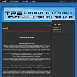 Partie II - Le blog de tpe.bd.over-blog.fr