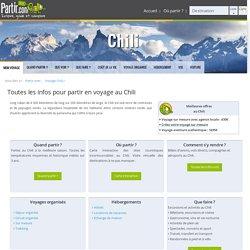 Partir en voyage au Chili. Le panorama complet.