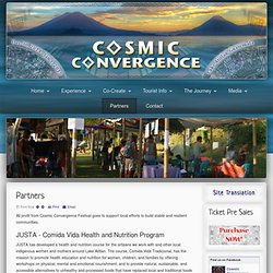 Partners - Cosmic Convergence Festival