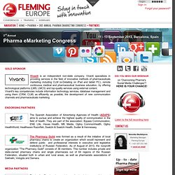 Fleming Europe Pharma eMarketing Congress 2013