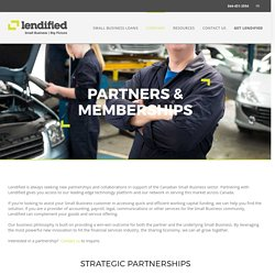 Lendified – Now Looking for New Partners in Small Business Loans, Canada