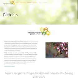 Partners - Million Pollinator Garden Challenge