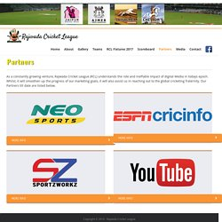 Rajwada Cricket League Live On Neo Sports