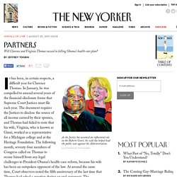 Partners - The New Yorker