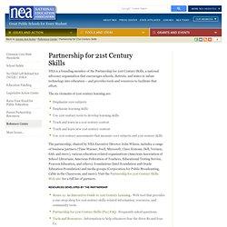 Partnership for 21st Century Skills