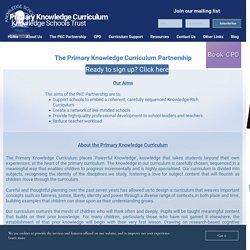 Primary Knowledge Cu