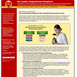 partnersuche portale Bornheim