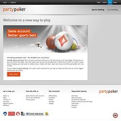 PartyBets.com - Des paris aux cotes exceptionnelles - Courses hi