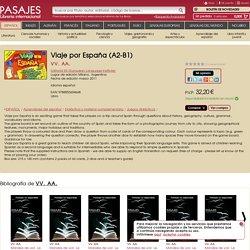 PASAJES Librería internacional: Viaje por España (A2-B1)