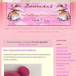 Mis Pasatiempos Amo el Crochet: Patrones ganchillo