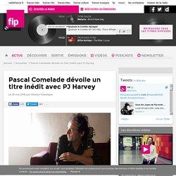 Pascal Comelade dévoile un titre inédit avec PJ Harvey