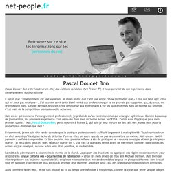 Pascal Doucet Bon - net-people.fr #PascalDoucetBon #Pascal #Doucet #Bon #pascaldoucetbon #Pascaldoucet #PASCALDOUCETBON