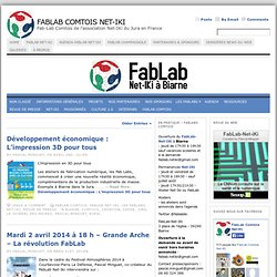 pascal minguet « Fablab-Net-iKi
