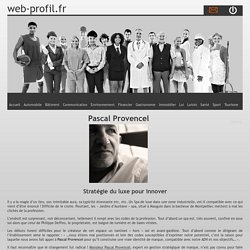 Pascal Provencel