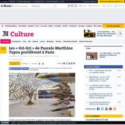 Les « Gri-Gri » de Pascale Marthine Tayou prolifèrent à Paris