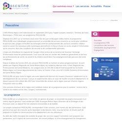 Pascaline « Pascaline