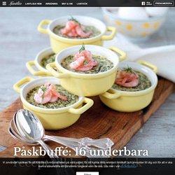 Påskbuffé: 16 underbara recept till buffén i påsk – Lantliv.com