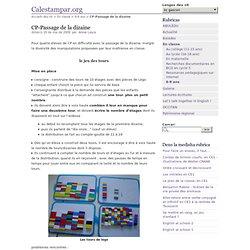 CP-Passage de la dizaine - Calestampar.org
