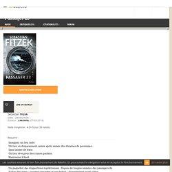 Passager 23 - Sebastian Fitzek