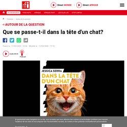 RFI 11/02/20 AUTOUR DE LA QUESTION - Que se passe-t-il dans la tête d'un chat?