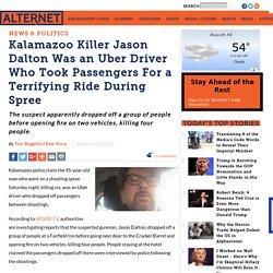 Kalamazoo Killer Jason Dalton Was an Uber Driver Who Took Passengers For a Terrifying Ride During Spree