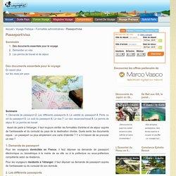 Passeport/visa
