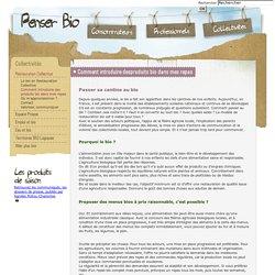 Passer sa cantine au bio - Agrobio