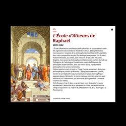 Raphaël - L'école d'Athènes