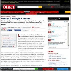 Passez à Google Chrome