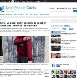 """SNCF sanction pour cause de """"Quenelle"""""""