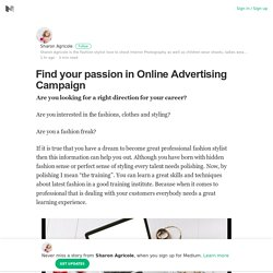 The Advantage of online advertising campaign
