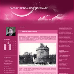 PASSION GENEALOGIE NORMANDE