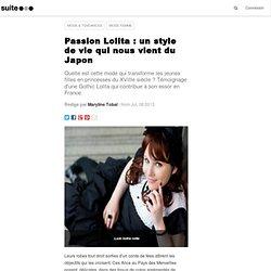 Passion Lolita : un style de vie qui nous vient du Japon