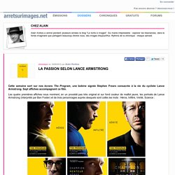 La passion selon Lance Armstrong