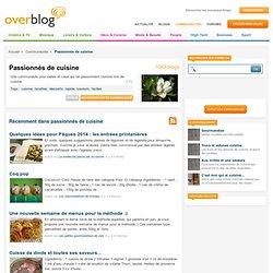 passionnés de cuisine sur OverBlog