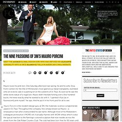 The Nine Passions Of 3M's Mauro Porcini