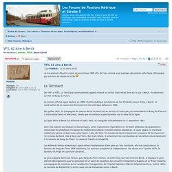 Les Forums de Passions Métrique et Etroite !!