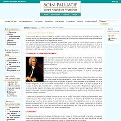 La musique et la mort : passions et requiem - Recherche - VigiPallia