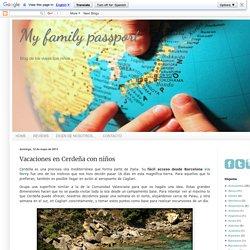 My family passport: Vacaciones en Cerdeña con niños