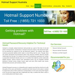 Windows Live Mail Support 1855-721-1033