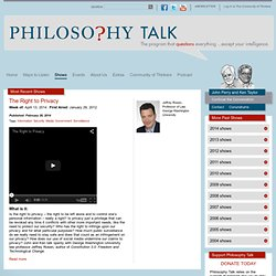 Philosophy Talk