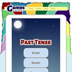 Past Tense Game
