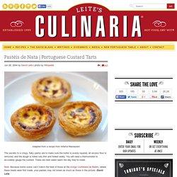 Portuguese Custard Cups Recipe