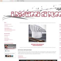 RICETTE DI BASE - RICETTE SALATE (PER KCC)